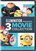 Illumination Presents 3 Movie Collection , Steve Carell