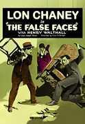 False Faces , Lon Chaney