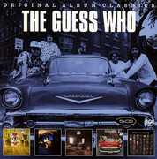 Original Album Classics [Import] , The Guess Who