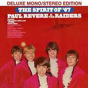 Spirit Of 67: Deluxe Mono /  Stereo Edition [Import] , Paul Revere & the Raiders