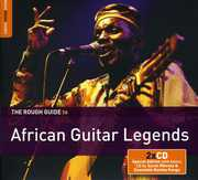 Rough Guide to African Guitar Legends /  Various , Various Artists