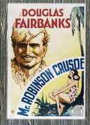Mr. Robinson Crusoe , Daniella