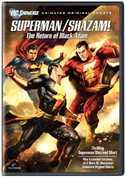 Superman /  Shazam!: The Return of the Black Adam , Zach Callison