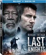 The Last Knights , Morgan Freeman