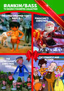 Rankin/ Bass TV Holiday Favorites Collection , Greer Garson