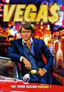 Vegas: The Third Season: Volume 1 , Tony Curtis