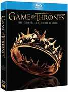 Game of Thrones: The Complete Second Season , Aidan Gillen