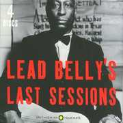 Last Sessions (box Set) , Leadbelly