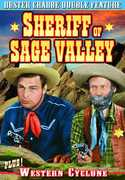 Sherriff of Sage Valley & Western Cyclone , Buster Crabbe