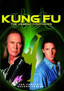 Kung Fu - The Legend Continues: The Complete Second Season , David Carradine