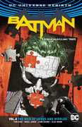 Batman Vol. 4: The War of Jokes and Riddles (Rebirth) (DC)