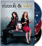 Rizzoli & Isles: The Complete First Season , Angie Harmon