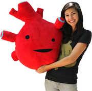 Big Big Heart Plush