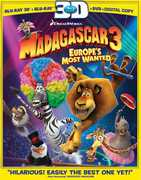 Madagascar 3: Europe's Most Wanted , Ben Stiller