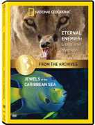 Eternal Enemies: Lions and Hyenas /  Jewels of the Caribbean Sea