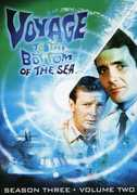 Voyage to the Bottom of the Sea: Season 3: Volume 2 , Richard Basehart