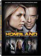 Homeland: The Complete Second Season , Claire Danes