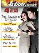 Action Classics: Boys' Reformatory /  Dark Mountain /  The Hurricane Express /  Fire Alarm , Johnny Mack Brown