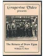 The Return of Draw Egan , William S. Hart