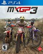 MXGP 3: The Official Motocross Video Game for PlayStation 4