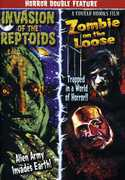 Invasion of the Reptoids /  Zombie on the Loose , Conrad Brooks