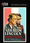 Abraham Lincoln , Walter Huston