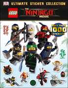 Ultimate Sticker Collection: THE LEGO NINJAGO MOVIE