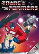 Transformers More Than Meets the Eyes: Season One , Frank Welker
