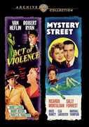 Act of Violence /  Mystery Street , Van Heflin