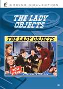 The Lady Objects , Roy Benson