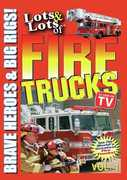 Lots and Lots of Fire Trucks V. 1