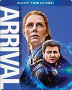 Arrival (Steelbook) , Amy Adams
