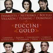 Puccini Gold /  Various , Various Artists