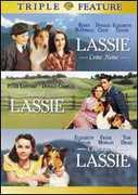 Lassie Come Home /  Son of Lassie /  Courage of Lassie , Elizabeth Taylor