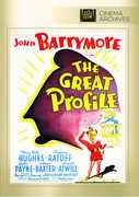 The Great Profile , John Barrymore