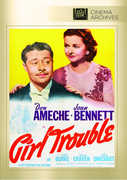 Girl Trouble , Don Ameche