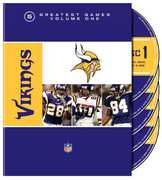 NFL Minnesota Vikings 5 Greatest Games