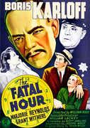 The Fatal Hour , Boris Karloff