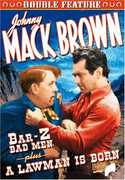 Johnny Mack Brown Double Feature: Bar Z Bad Men /  A Lawman Is Born , Johnny Mack Brown