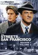The Streets of San Francisco: Season 1 Volume 2 , Albert Salmi