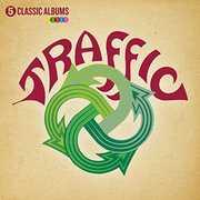 5 Classic Albums [Import] , Traffic