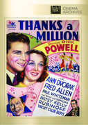 Thanks a Million , Dick Powell