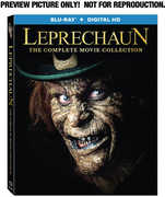 Leprechaun: The Complete Movie Collection , Jennifer Aniston