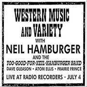 Western Music and Variety With Neil Hamburger , Neil Hamburger