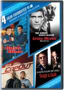 4 Film Favorites: Buddies and Badges Collection