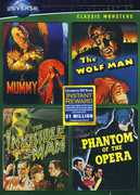 Classic Monsters Spotlight Collection , Claude Rains