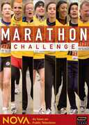 Nova: Marathon Challenge , Liev Schreiber