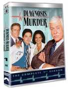 Diagnosis Murder: The Complete First Season , Dick Van Dyke