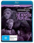 Hammer Horror-Frankenstein & the Monster from Hell [Import] , Bernard Lee