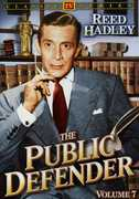 The Public Defender: Volume 7 , Reed Hadley